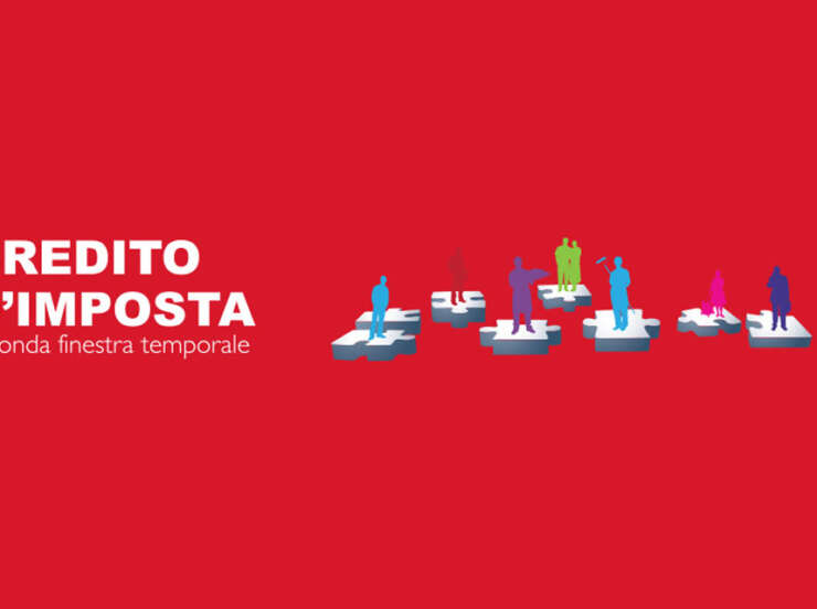 Delibera Credito d' Imposta Regione Campania II° Finestra temporale