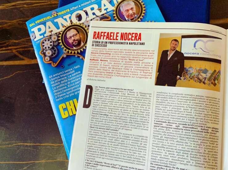 Intervista su Panorama