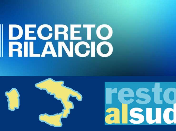 Decreto Rilancio: rafforzati gli incentivi Resto al Sud e Smart&Start Italia